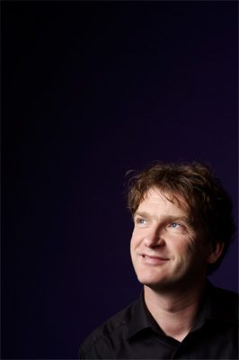 Dirigent Rob Vermeulen