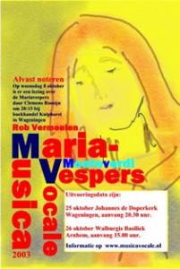 mvoktober2003-Mariavespers