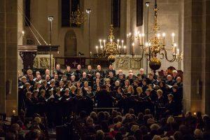 Musica & ONK in de Pieterskerk (maart 2018)